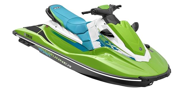 2022 Yamaha WaveRunner EX Deluxe at Friendly Powersports Baton Rouge