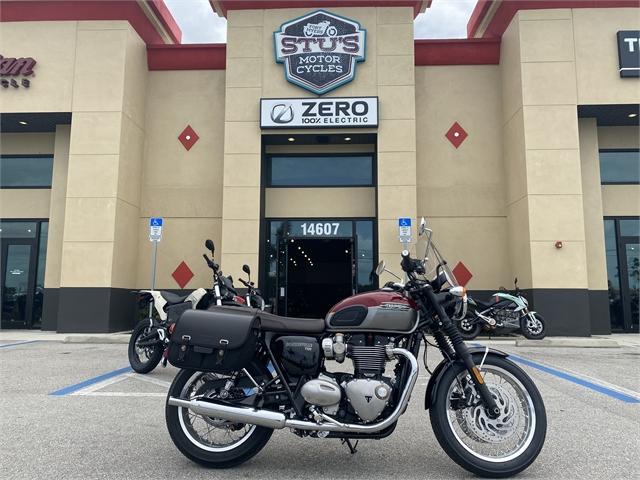 2022 Triumph Bonneville T120 Base at Fort Myers