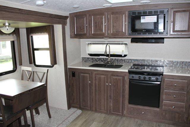 2019 Forest River Rockwood Ultra Lite 2707WS Rear Kitchen at Campers RV Center, Shreveport, LA 71129