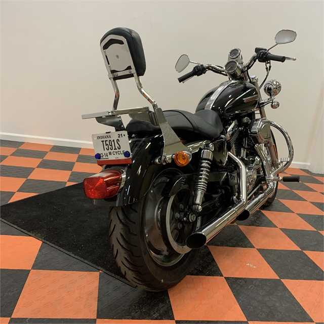 2010 Harley-Davidson Sportster 1200 Custom at Harley-Davidson of Indianapolis