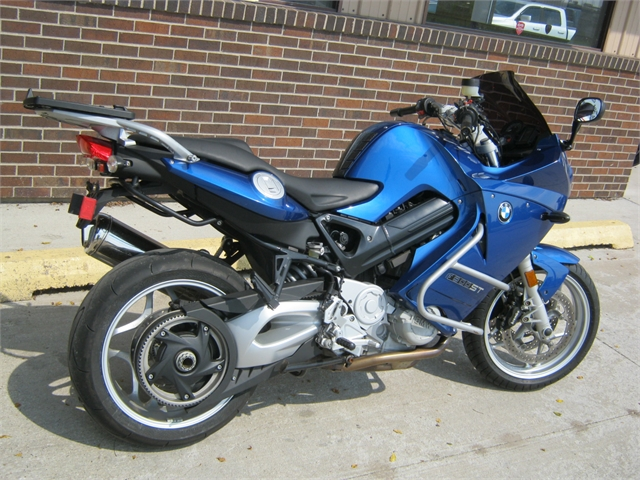 2007 BMW F800ST ABS at Brenny's Motorcycle Clinic, Bettendorf, IA 52722