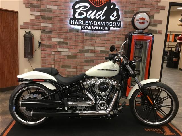 2019 Harley-Davidson Softail Breakout at Bud's Harley-Davidson, Evansville, IN 47715