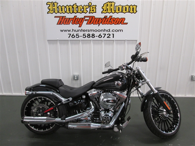 2017 Harley-Davidson Softail Breakout® at Hunter's Moon Harley-Davidson®, Lafayette, IN 47905
