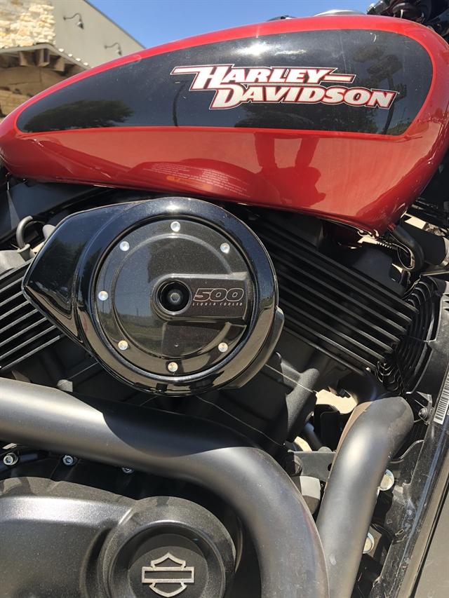 2018 Harley-Davidson Street 500 at Harley-Davidson of Waco