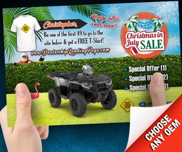 Christmas in July Sale  at PSM Marketing - Peachtree City, GA 30269