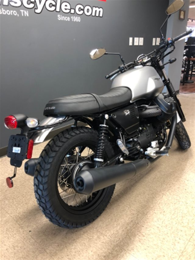 2018 Moto Guzzi V7 III Rough at Sloan's Motorcycle, Murfreesboro, TN, 37129