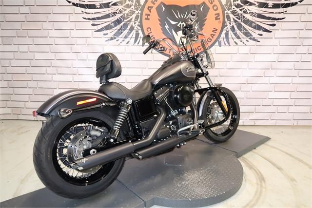 2017 Harley-Davidson Dyna Street Bob at Wolverine Harley-Davidson