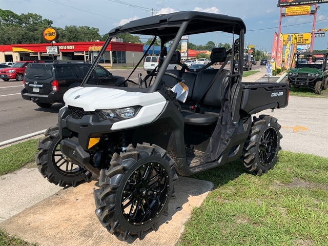 2019 Can-Am Defender DPS HD8 at Jacksonville Powersports, Jacksonville, FL 32225