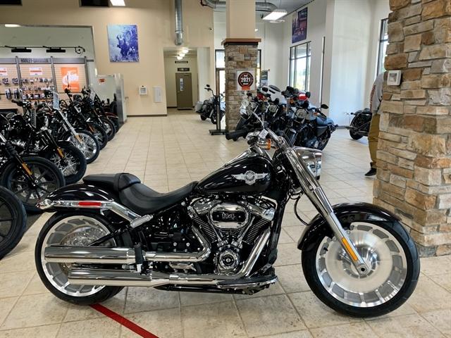 2021 Harley-Davidson Cruiser FLFBS Fat Boy 114 at Destination Harley-Davidson®, Silverdale, WA 98383