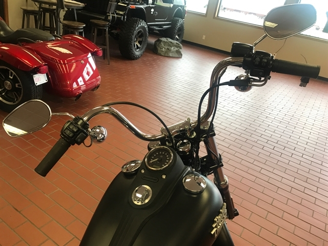 2017 Harley-Davidson Dyna Street Bob at Rooster's Harley Davidson