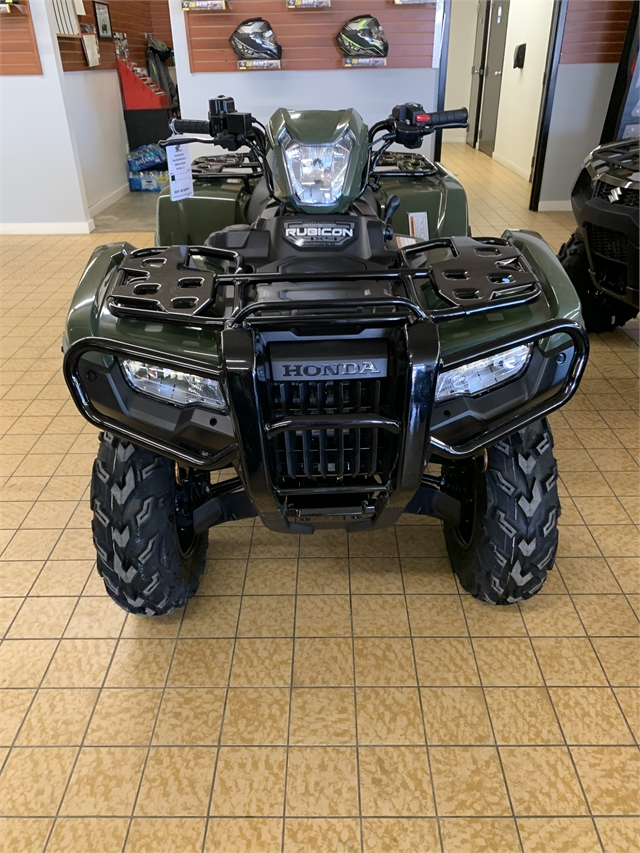 2021 Honda FourTrax Foreman Rubicon 4x4 Automatic DCT EPS at Southern Illinois Motorsports