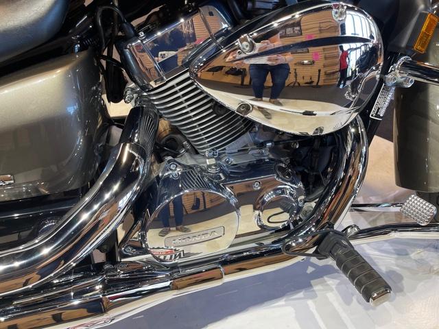 2009 Honda Shadow Aero Aero at Martin Moto