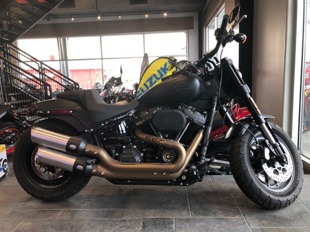 2018 Harley-Davidson Softail Fat Bob 114 at Kent Powersports, North Selma, TX 78154