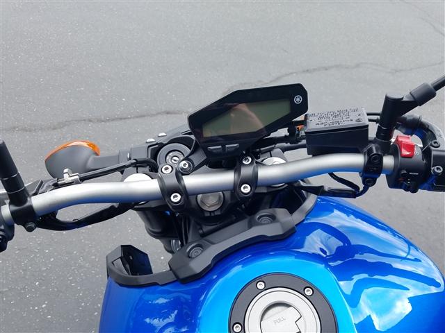 2016 Yamaha FZ09 09 at Lynnwood Motoplex, Lynnwood, WA 98037