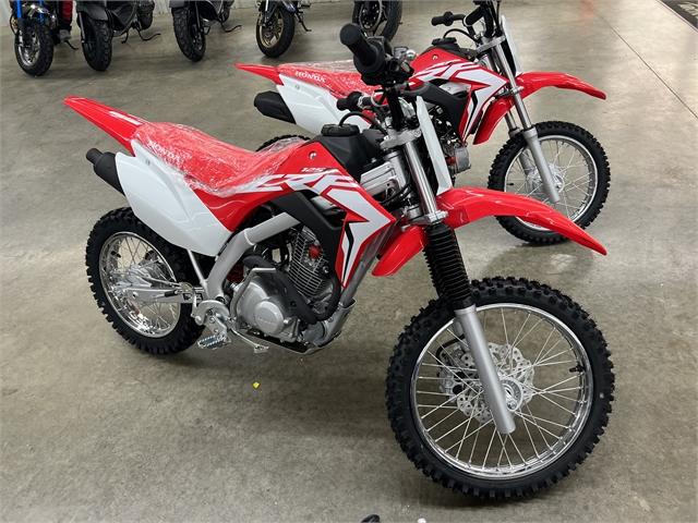 2021 Honda CRF 125F at Ride Center USA