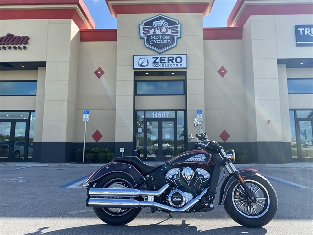 2021 Indian Scout Scout - ABS at Fort Myers