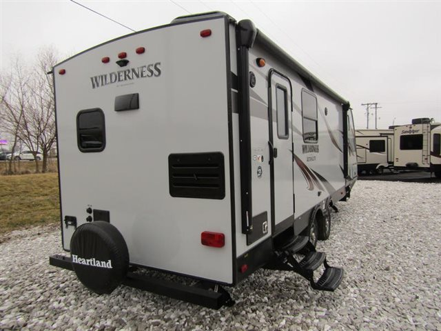 2019 Heartland Wilderness WD 2575 RK at Youngblood RV & Powersports Springfield Missouri - Ozark MO