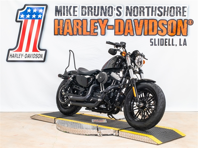 2017 Harley-Davidson Sportster Forty-Eight at Mike Bruno's Northshore Harley-Davidson