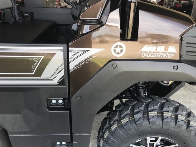 2020 Kawasaki Mule™ PRO-FXT™ Ranch Edition at Dale's Fun Center, Victoria, TX 77904