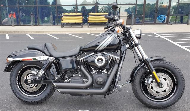 2015 Harley-Davidson Dyna Fat Bob at All American Harley-Davidson, Hughesville, MD 20637