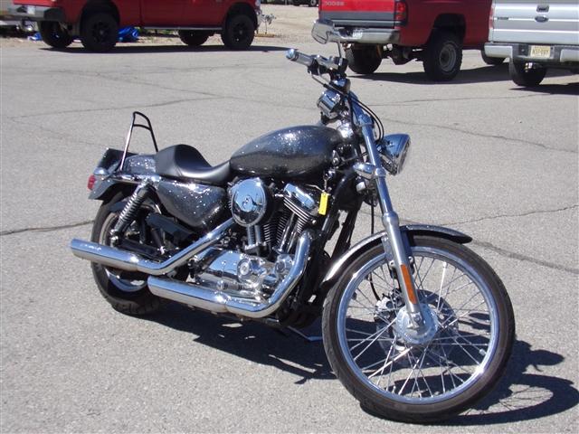 2007 Harley-Davidson Sportster 1200 Custom at Power World Sports, Granby, CO 80446