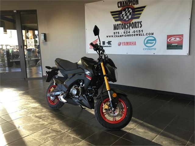 2021 Kawasaki Z125 PRO Base at Champion Motorsports