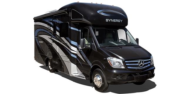 2019 Thor Motor Coach Synergy Sprinter 24SS at Campers RV Center, Shreveport, LA 71129
