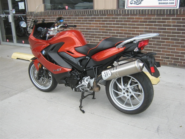2013 BMW F800GT at Brenny's Motorcycle Clinic, Bettendorf, IA 52722