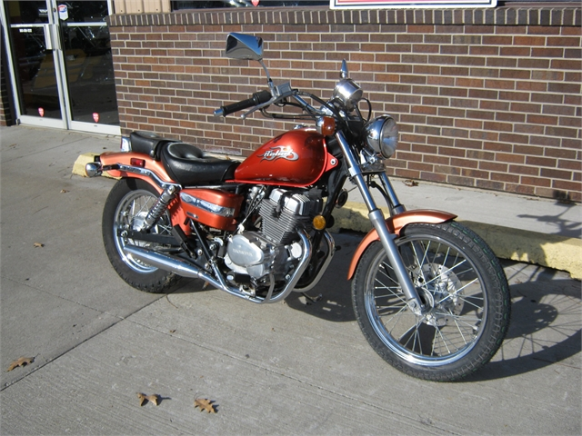 2005 Honda Rebel   CMX250 at Brenny's Motorcycle Clinic, Bettendorf, IA 52722