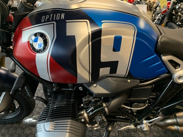2019 BMW R nineT Base at Frontline Eurosports