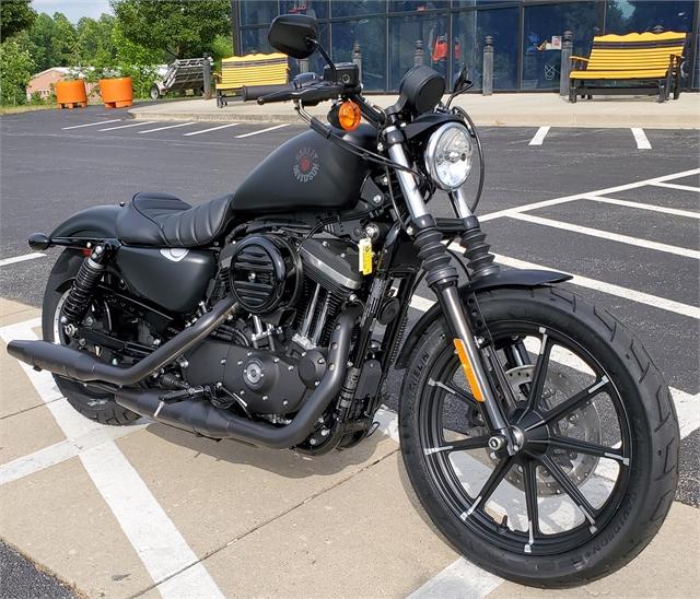 2021 Harley-Davidson Street XL 883N Iron 883 at All American Harley-Davidson, Hughesville, MD 20637