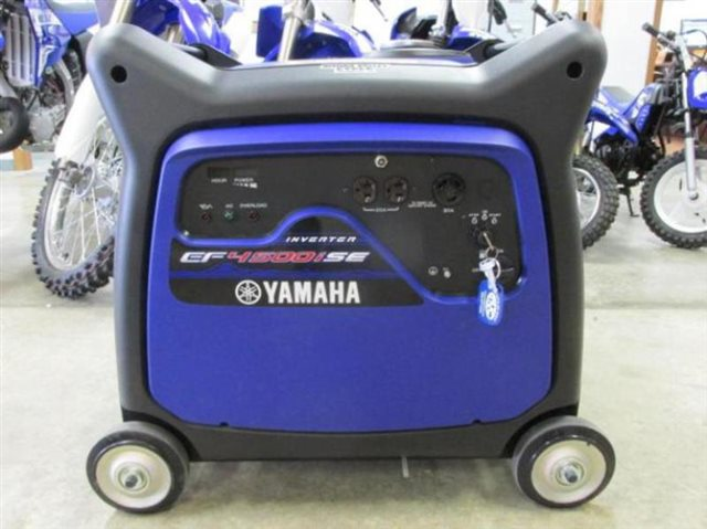 2018 Yamaha Portable Generator EF4500iSE at Nishna Valley Cycle, Atlantic, IA 50022