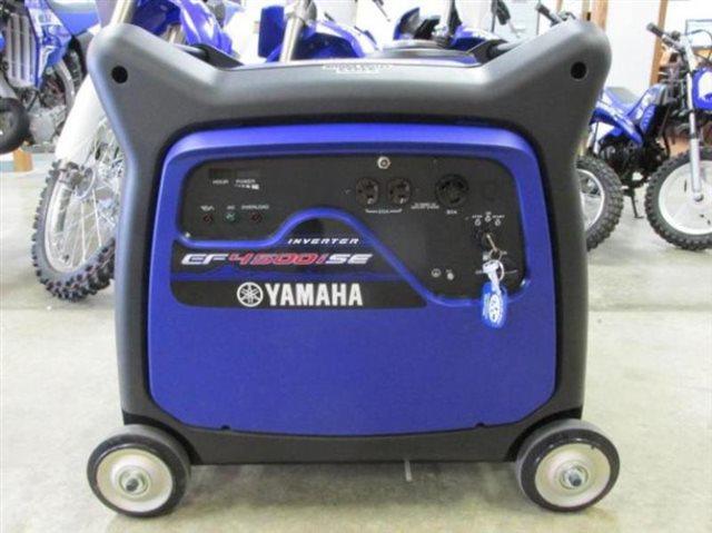 2019 Yamaha Portable Generator EF4500iSE at Nishna Valley Cycle, Atlantic, IA 50022