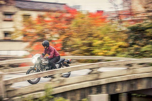 2019 Kawasaki W800 Cafe at ATVs and More