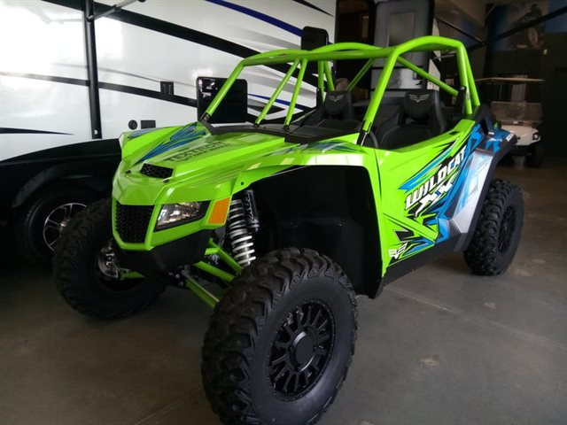 2018 Textron Off Road WILDCAT XX U2018RHX1PUSS at Youngblood Powersports RV Sales and Service