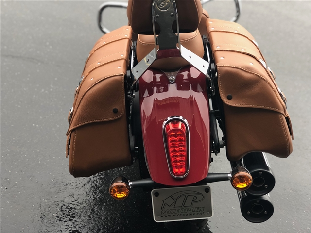 2019 Indian Scout ABS INDIAN RED/THUNDER BLACK at Lynnwood Motoplex, Lynnwood, WA 98037