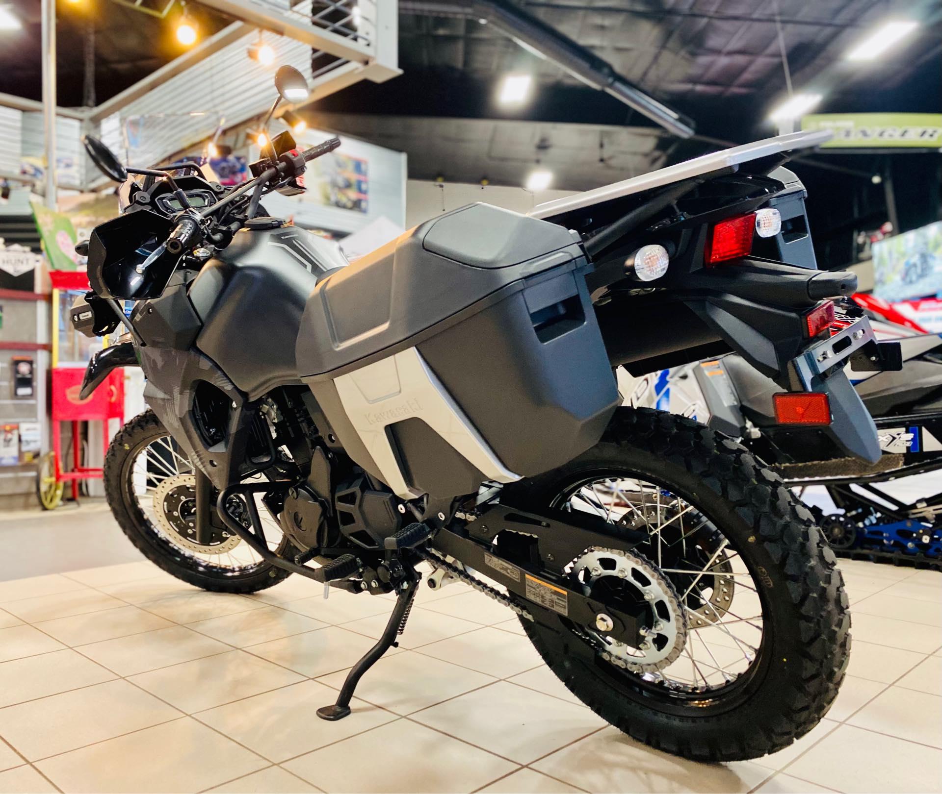 2022 Kawasaki KLR 650 Adventure at Rod's Ride On Powersports
