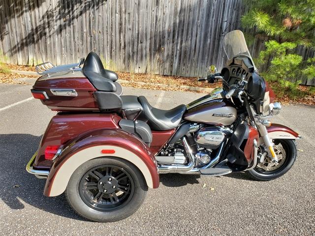 2018 Harley-Davidson Trike Tri Glide Ultra at Hampton Roads Harley-Davidson