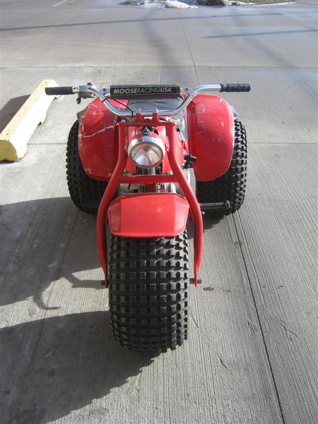 1975 Honda ATC 90 at Brenny's Motorcycle Clinic, Bettendorf, IA 52722