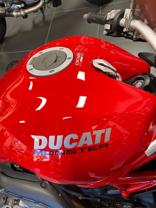 2020 Ducati Monster 1200 at Frontline Eurosports