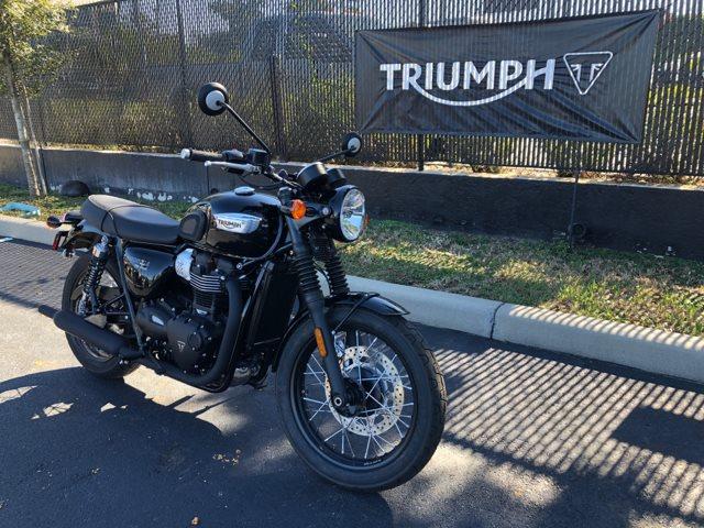 2019 Triumph BONNEVILLE T-100 BLACK at Tampa Triumph, Tampa, FL 33614