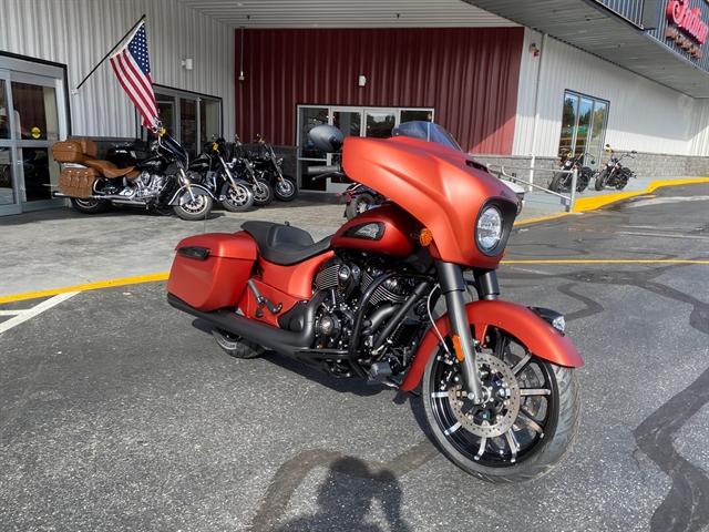 2021 Indian Chieftain Chieftain Dark Horse at Lynnwood Motoplex, Lynnwood, WA 98037