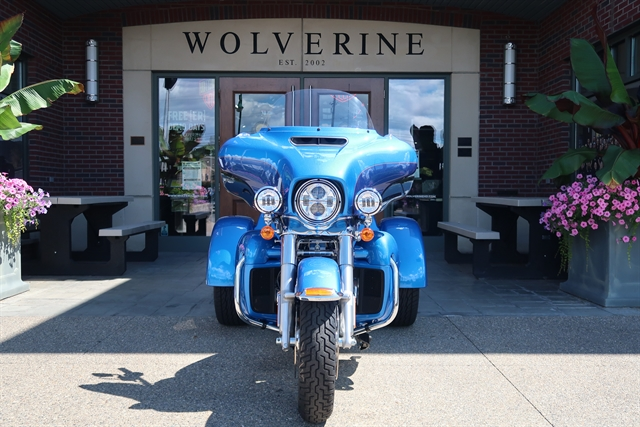 2017 Harley-Davidson Trike Tri Glide Ultra at Wolverine Harley-Davidson