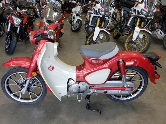 2020 Honda Super Cub C125 ABS at Interstate Honda
