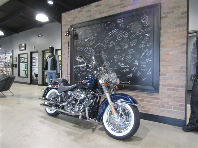 2014 Harley-Davidson Softail Deluxe at Cox's Double Eagle Harley-Davidson