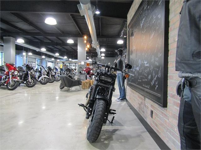 2018 Harley-Davidson Softail Fat Bob at Cox's Double Eagle Harley-Davidson