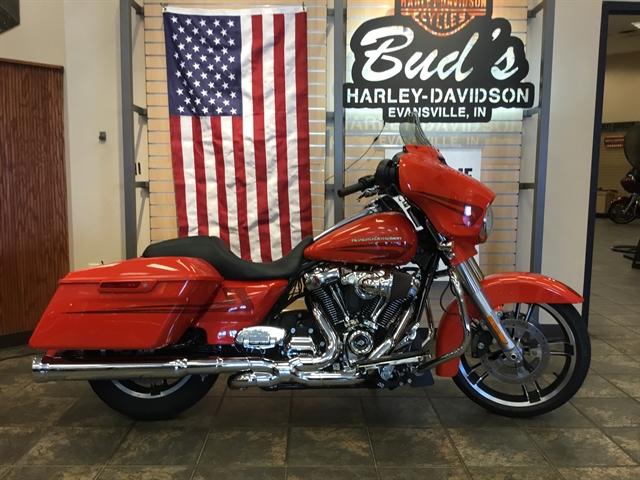 2017 Harley-Davidson TOURING at Bud's Harley-Davidson