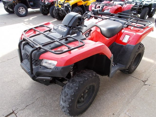 2015 Honda FourTrax Rancher 4x4 Automatic DCT EPS at Nishna Valley Cycle, Atlantic, IA 50022