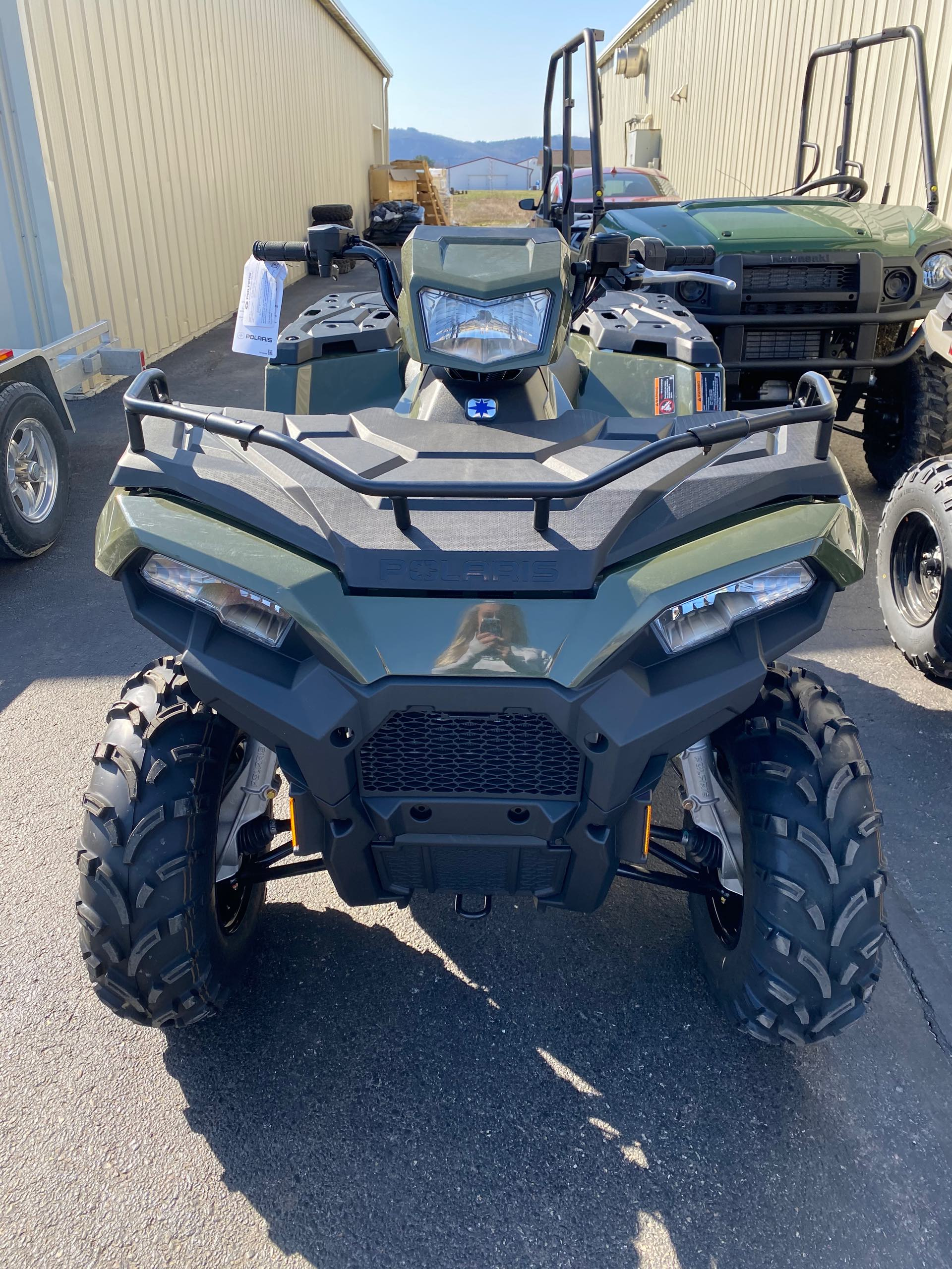 2021 Polaris Sportsman 570 Base at Rod's Ride On Powersports