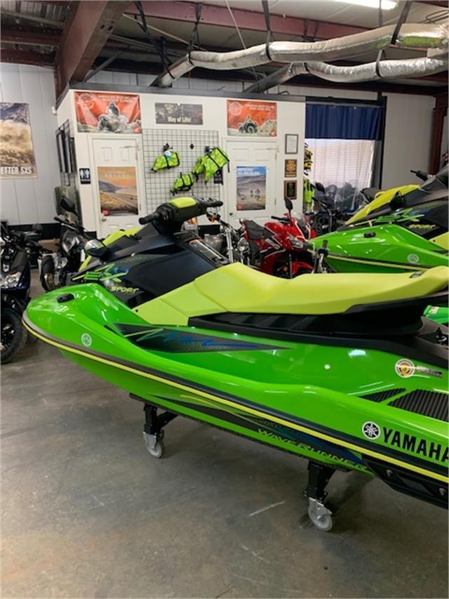 2021 Yamaha WaveRunner EX Sport at Powersports St. Augustine